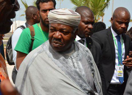 Ali Bongo - Gabon