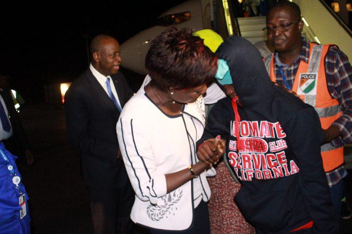 Ally Coulibaly - Mariatou Koné - immigration irrégulière - migrants - UE - FFUE-OIM - AGEFOP