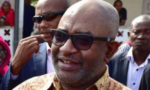 Azali Assoumani - Comores