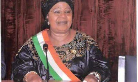 Bako - Odienné - RHDP - Fanny Koné Mabana