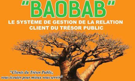 Baobab - finances publiques - DGTCP - trésor public