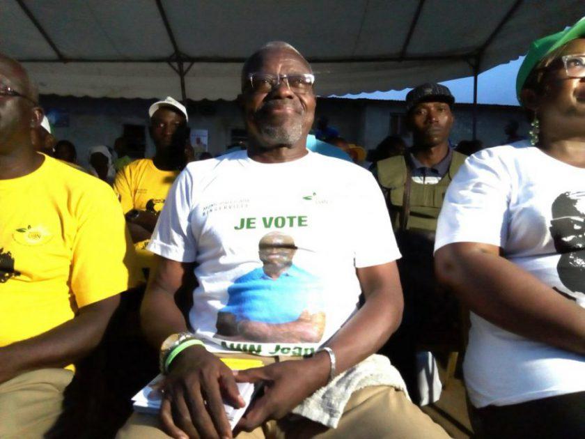 Bingerville - Ahin Jean - élections - municipales