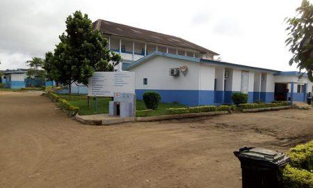 Bingerville - hôpital général de Bingerville - Banque mondiale