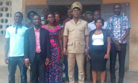 Bouko : Le sous-préfet échange avec les enseignants