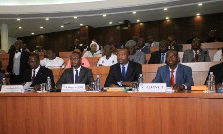 Budget - Moussa Sanogo - CAEF - logements sociaux - transport