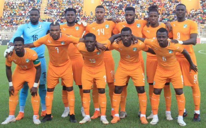 Côte d'Ivoire - classement FIFA - Eléphants - football