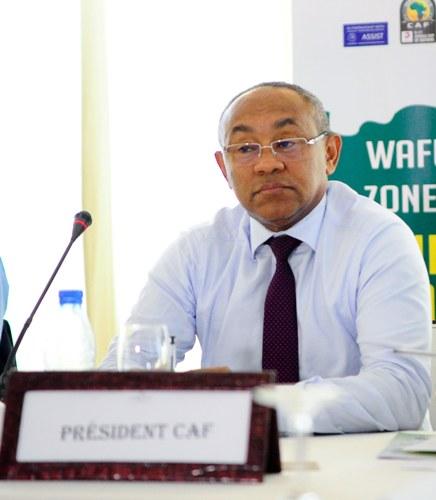 CAF - Football - Cameroun - Ahmad Ahmad - Afrique - CAN 2019