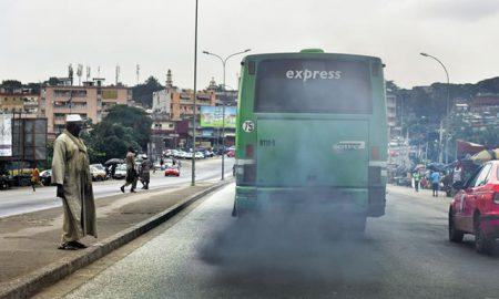CEDEAO - Bus - pollution - environnement