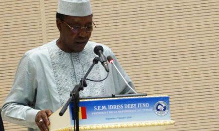 CEMAC - Tchad - Idriss Déby Itno