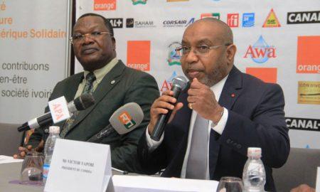 COMIDA - Victor Yapobi - marathon international d'Abidjan - athlétisme - sports