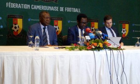 Cameroun - Dieudonné Happi - FECAFOOT