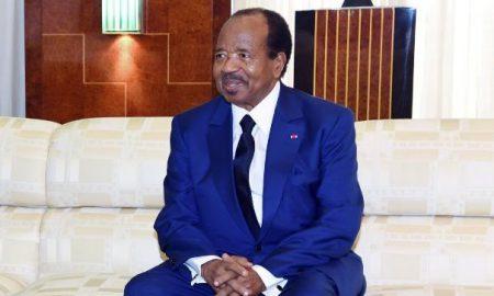 Cameroun - Paul Biya - présidentielle