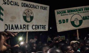 Cameroun - SDF - Ni John Fru Ndi