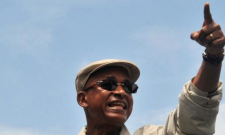Cellou Dalein Diallo - Guinée - opposition - politique