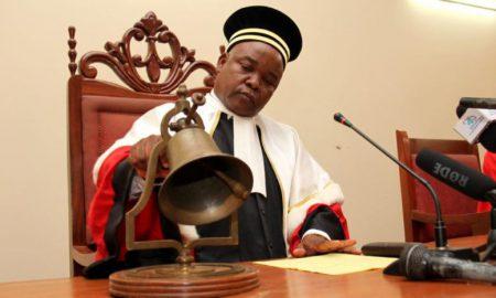 Centrafrique - Cour pénale spécial CPS - Michel Landry Louanga