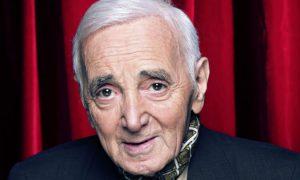 Charles Aznavour - chant - arts - musique - France - artiste