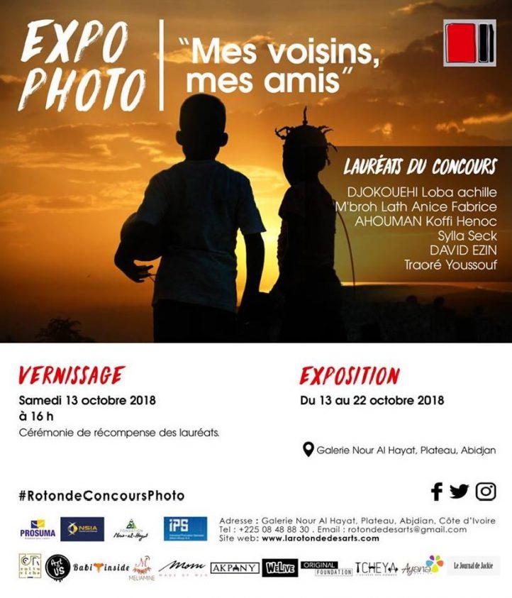 Djokouehi Loba Laureat Du Concours De Photos Mes Voisins Mes