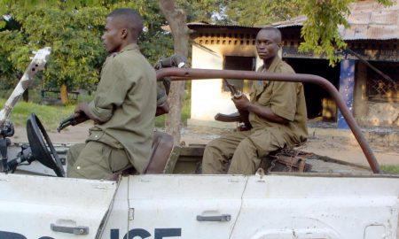 Congo-Brazzaville - Pool - crise