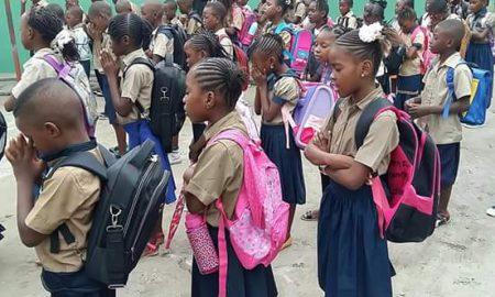 Congo-Brazzaville - rentrée scolaire - école - éducation