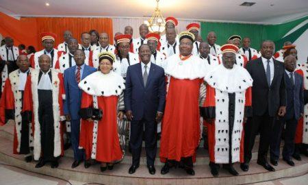 Cour Suprême - CEI - élections - Alassane Ouattara