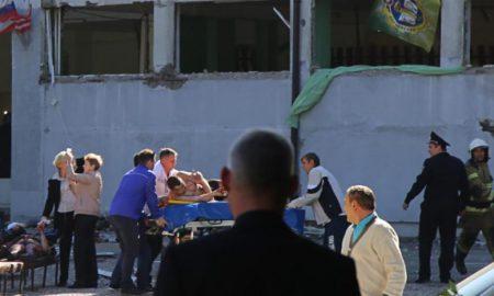 Crimée - Kerth - attentat - attaque