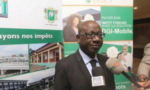 DGI Ouattara Sié - e-impôt - Moussa Sanogo - Budget