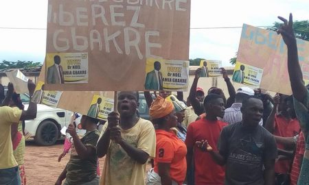 Divo - manifestation - élections