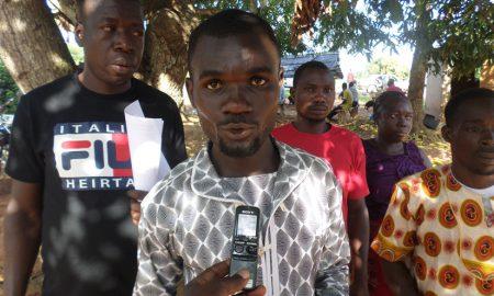 Djébonoua - Kouassi NGuessan Samuel - municipales