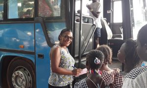 Doropo - bibliobus - Children of Africa - éducation