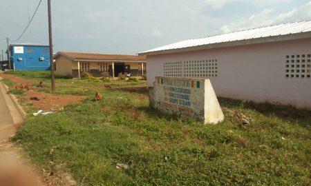 Ecole - Ferké - fou - salle de classe - EPP Bromakoté
