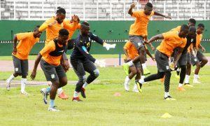 Elephants - Côte d'Ivoire - Centrafrique - équipe nationale