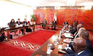 FMI - UEMOA- PND - économie - Côte d'Ivoire - conseil - réunion