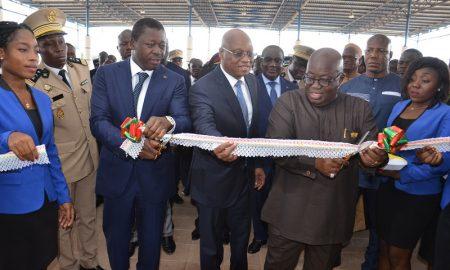 Faure Essozimna Gnassingbé - Nana Addo Dankwa - Noèpé-Akanu