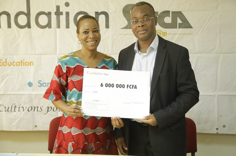 Fondation SIFCA - CERAP - Henriette Gomis-Billon
