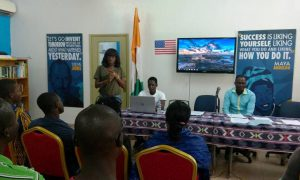 Formation - jeunes - programme Mandela Washington Fellowship for Young African leaders
