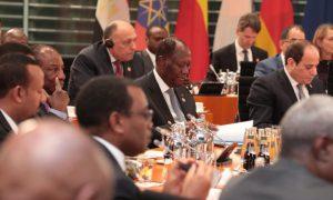 G20 - Alassane Ouattara - KFW