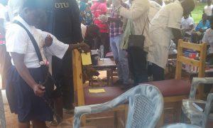 Gagnoa - rage - vaccination gratuite - santé