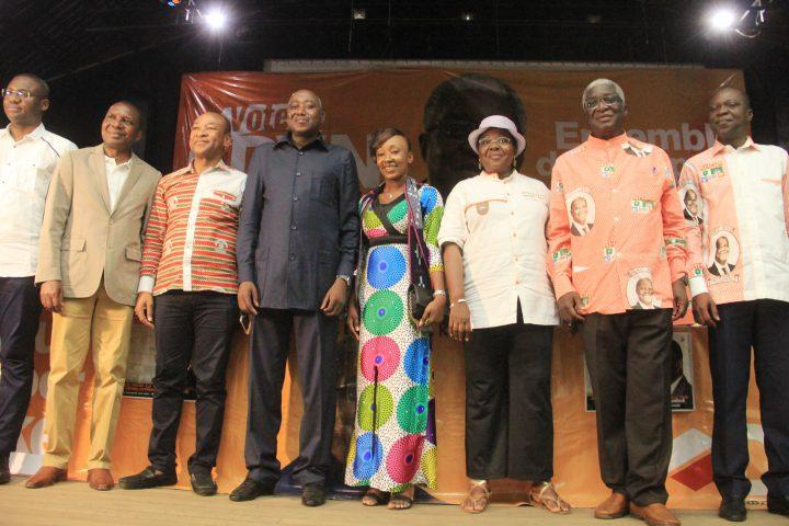 Gbêkê - RHDP - élections - Amadou Gon Coulibaly