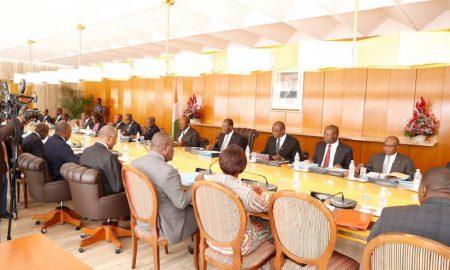 Gouvernement - ADO - Conseil des ministres