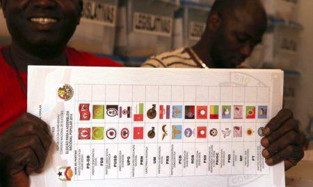 Guinée Bissau - législatives - élections