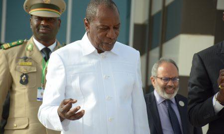 Guinée-Conakry - Alpha Condé