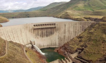 Guinée - Souapiti - Kaléta - barrage