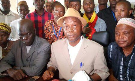 Guinée - manifestation - grève - enseignant - SLECG