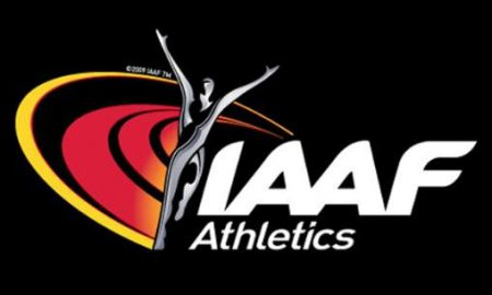 IAAF - logo - athlétisme - Gabon - marathon