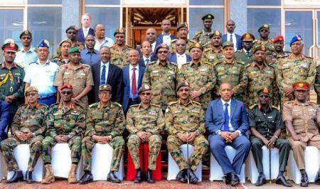 IGAD - Soudan du Sud - crise