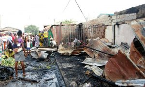 Un «violent» incendie a ravagé plusieurs baraques et autres habitations de fortune faisant « d'importants dégâts matériels » mardi à Adjamé