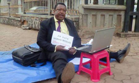 Isidore Modjo - habillage d'antenne - Cameroun - médias - CRTV