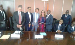 Boundiali bénéficiera d'une centrale solaire de 37,5 MW pour un montant de 24,1 milliards Fcfa, cofinancé par la KFW, l'UE et la Côte d'Ivoire.