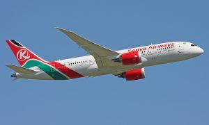 Kenya Airways - Boeing 787 - compagnie aérienne - aviation - économie