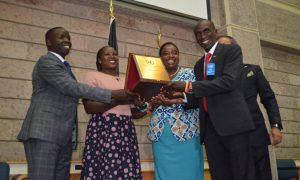 Kenya - ONU - athlétisme - Eliud Kipchoge